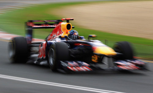 Vettel directo a la pole