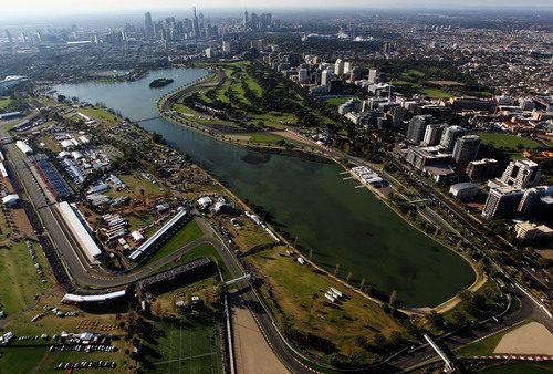 1° GP - Gran Premio de Australia 8733_m
