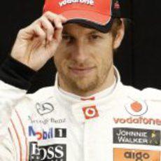 Jenson Button, muy confiado en 2011