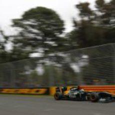 Kovalainen en clasificación del GP de Australia