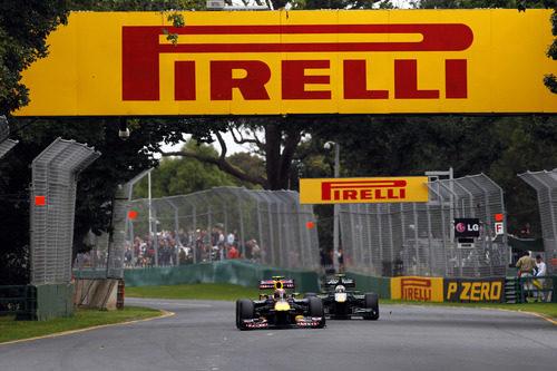 Kovalainen persigue a Webber en la clasificación de Melbourne
