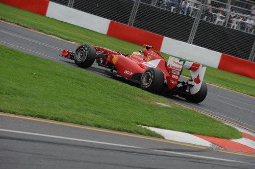 Alonso con el 150º Italia en la clasificación
