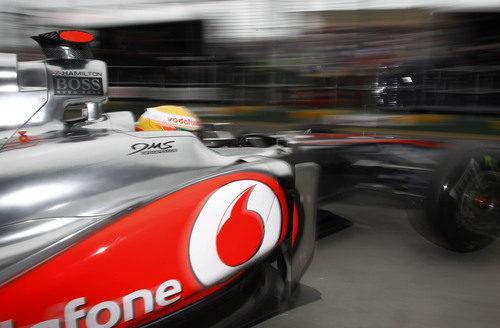 Lewis sale a pista el sábado