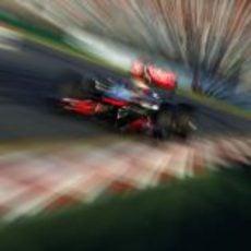 Hamilton a toda velocidad