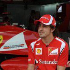 Fernando es entrevistado por 'laSexta'