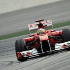 Fernando Alonso sólo pudo ser 5º