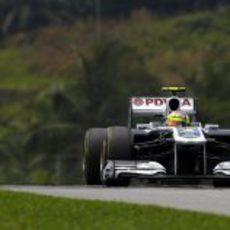 Maldonado fue eliminado en Q1
