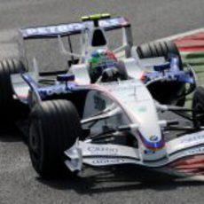 Kubica en Monza