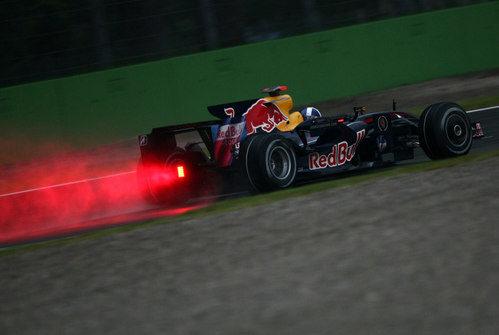 Coulthard en Monza