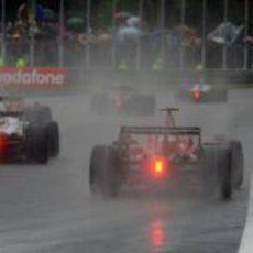 Gran Premio de Italia 2008: Domingo