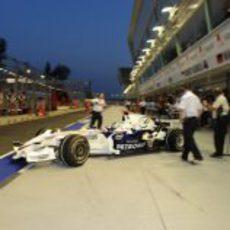 Gran Premio de Singapur 2008: Viernes