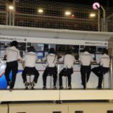 El muro de BMW
