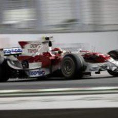 Gran Premio de Singapur 2008: Sábado