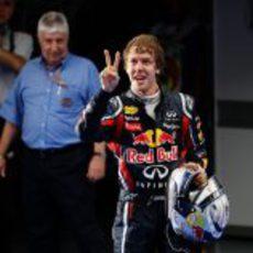 La segunda del año para Vettel en Malasia 2011
