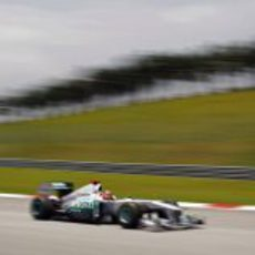 Schumacher vuelve a quedar eliminado en Q2