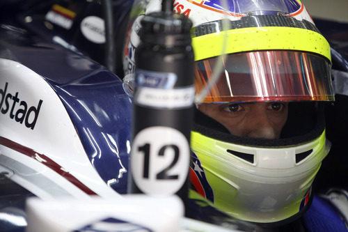 Maldonado concentrado