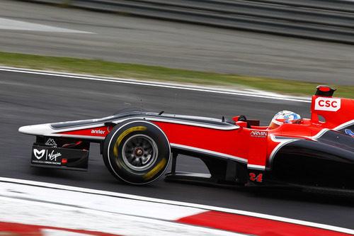Timo Glock clasifica vigésimo segundo en China 2011