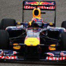 Sin neumáticos blandos para Webber en China 2011