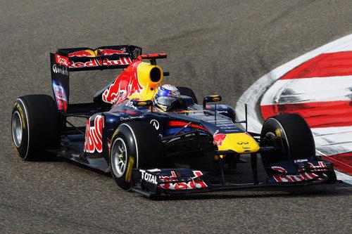 Vettel no consiguió la tercera victoria consecutiva en China 2011