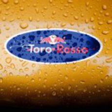 Logotipo de la Scuderia Toro Rosso