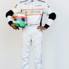 Nuevo mono para los pilotos de Hispania en Turquía 2011