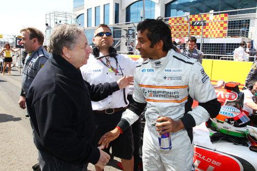 Todt y Karthikeyan, de nuevo en la F1 pero con roles distintos