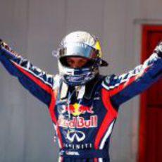 Victoria para Vettel en el GP de España 2011