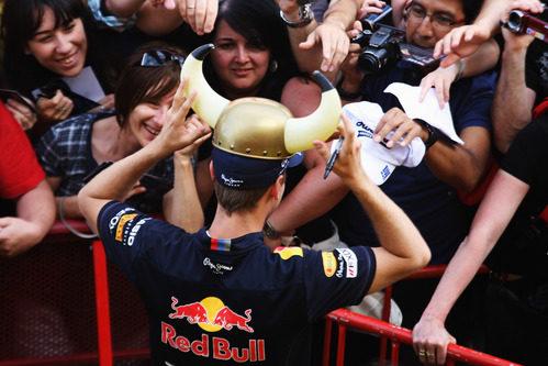 Vettel el