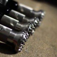 Pistolas preparadas para el GP de España de 2011