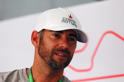 Daniel Simon, el encargado de la nueva imagen de Hispania