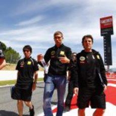 Petrov sale a reconocer el Circuit de Catalunya