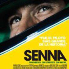 Cartel en castellano de 'Senna'