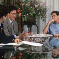 Ayrton Senna era un hombre muy comprometido con los más necesitados