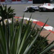 Kobayashi este jueves en el GP de Mónaco 2011