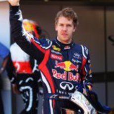 Sebastian Vettel logra la 'pole' en el GP de Mónaco 2011