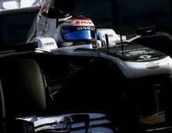 """Valtteri Bottas, contento con los cambios en el FW35: """"Se conduce mejor"""""""