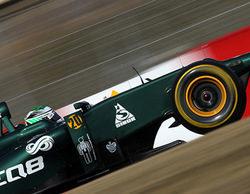 Caterham, encantado de poder liberar a Kovalainen para su llegada a Lotus