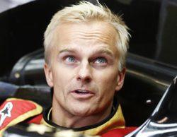 Heikki Kovalainen estaría cerca de volver a la F1 en 2014 con Caterham