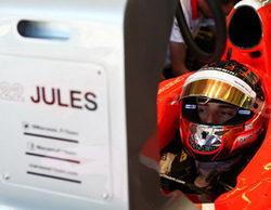 """Jules Bianchi: """"Tenemos que estar muy satisfechos con el resultado"""""""
