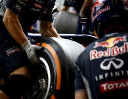 Red Bull bate el récord de velocidad en un 'pitstop': ¡1,923 segundos!