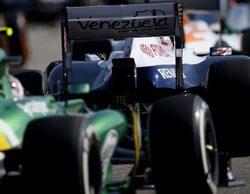 """Maldonado se disculpa ante Williams por sus palabras en Austin: """"Estaba estresado"""""""