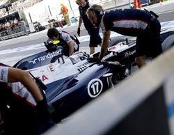 """Mal viernes para Valtteri Bottas y Williams: """"Tenemos mucho trabajo por delante"""""""