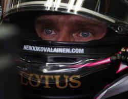 "Heikki Kovalainen: ""No hubo grandes sorpresas"""