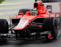 "Jules Bianchi: ""He cometido un error al final de mi vuelta rápida"""