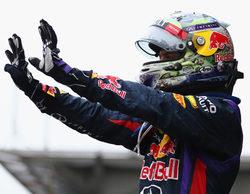Sebastian Vettel consigue su novena victoria consecutiva en el GP de Brasil 2013