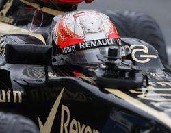 """Romain Grosjean: """"Esta no era la forma en la que queriamos acabar el año"""""""