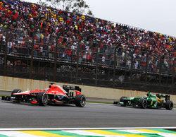 """Jules Bianchi: """"Enhorabuena al equipo por la merecida décima posición"""""""