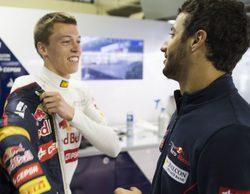"""Daniil Kvyat, contento con la F1: """"No es tan diferente de otras categorías"""""""