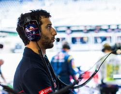 Daniel Ricciardo confirma que sigue tratando de perder peso para 2014