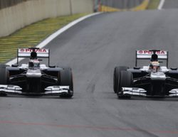 Análisis F1 2013: Williams, a la deriva